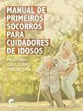 capa de Manual de primeiros socorros para cuidadores de idosos
