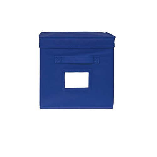 Origami Multi-Purpose Storage Bins, Blue by Origami