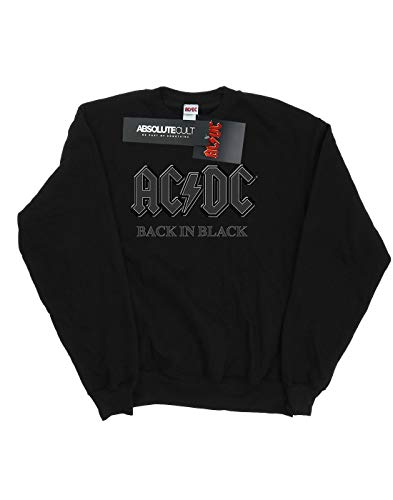 Black shirt Sweat Noir Homme Ac Cult In dc Back Absolute 8wYx0