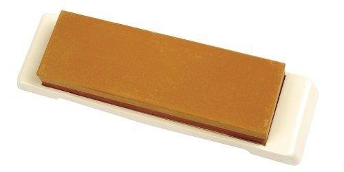 NANIWA COMBI Ceramic Whetstone Sharpening stone Workstone #1000/3000 QA-0124 from Japan