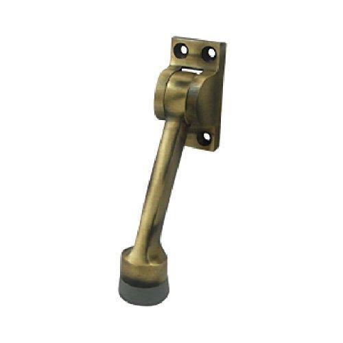 Deltana DHK4U5 Solid Brass 4-Inch Kick Down Holder - Kickdown Holder