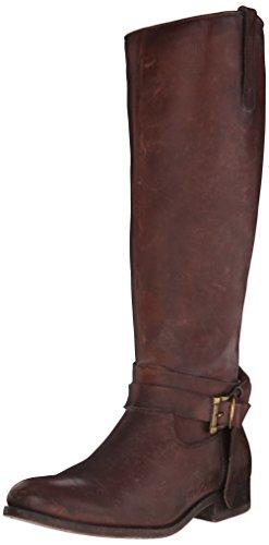 de Botas equitación Tall Frye Melissa nudos de la Redwood 76791 mujer con 0xFpZIpwq