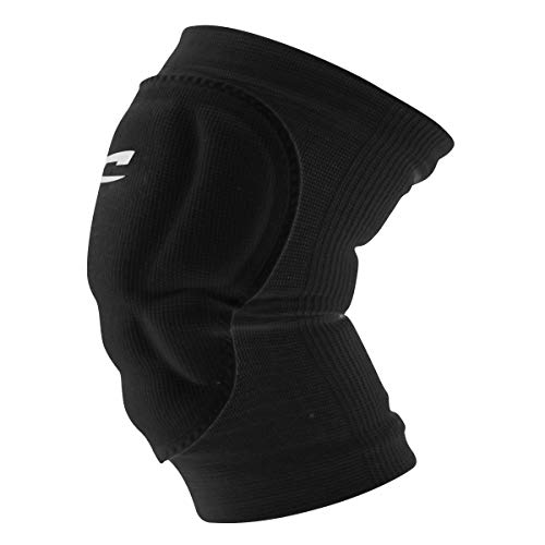 CHAMPRO High Compression or LowProfile Knee Pad (Black, (Champro Knee Pads)