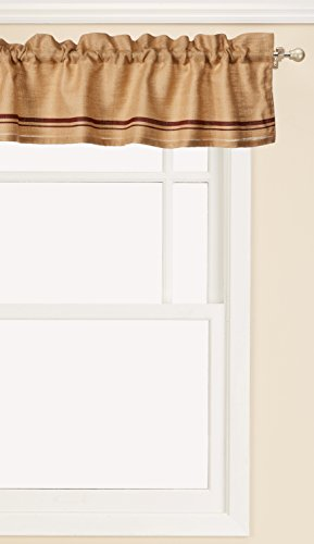 Home Collection by Raghu VL190017 Window Valance, 72