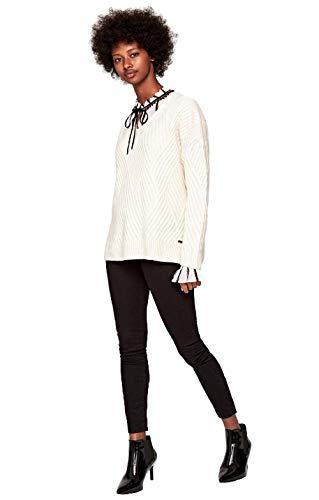 Pepe Jeans Blanc Edna Robe Femme Rv7URq