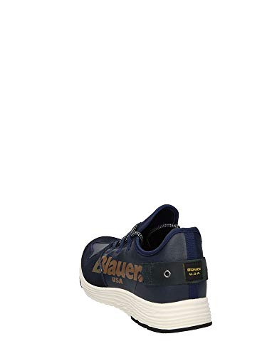 Bassa 8FMIAMI03 Blauer Sneakers Blu 44 Uomo vqEUBZgxUw