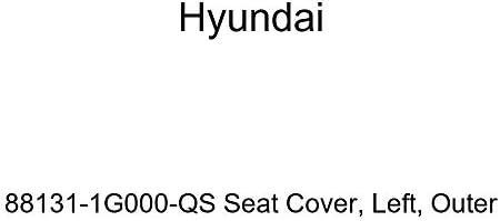 Genuine Hyundai 88131-1G000-QS Seat Cover Outer Left