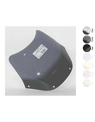 Mra Spoilerscreen Windshield (MRA SpoilerScreen Windshield for Suzuki GSF1200S Bandit, -'00 and GSF600S Bandit, -'99)