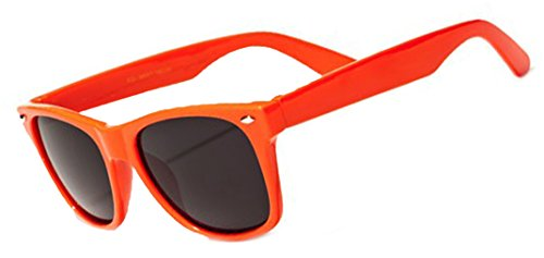 Big Kids Boys Girls 45mm Neon Wayfarer Ages