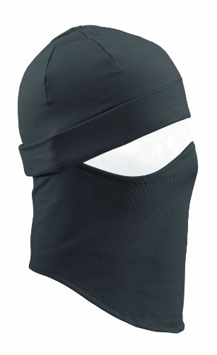 (Seirus Innovation Dynamax Quick Headliner - Skull Cap with Balaclava for Head Face and Neck Protection, Adult One Size)
