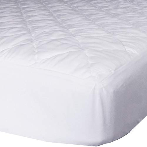 AB Lifestyles Camper Short Queen 60x75 USA MADE Mattress Pad, Quilted Mattress cover for Travel Trailer, RV or Camper