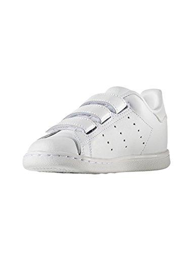 Para Infant Cf Stan Zapatilla a Niã'o Smith Blanco Adidas 707Fxdf