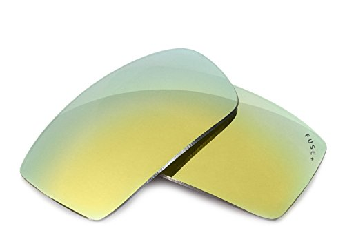 FUSE+ Lenses Fusion Mirror Polarized Accessory for Electric EC-DC - Sunglasses Ec/dc Electric