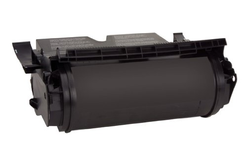 Remanufactured Black Toner Cartridge for use in Lexmark T 520/522. Replaces Part # 12A6735/12A6835 12a6835 Remanufactured Toner Cartridge