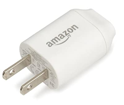 Kindle US Power Adapter (Not included with Kindle Paperwhite, Kindle, or Kindle Touch) from Foxlink (US)