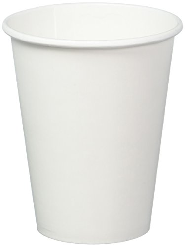 amscan Frosty White Paper Cups, 9 Oz., 20 Ct. | Party Tableware -
