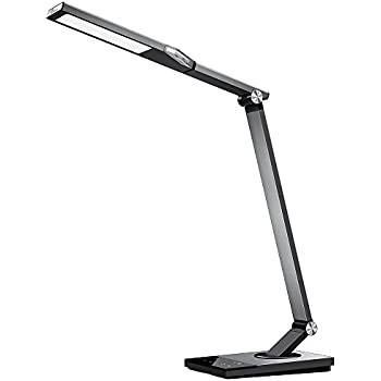 Taotronics Stylish Metal Led Desk Lamp Office Light With
