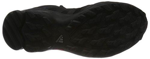 Adidas Mannen Terrex Ax2r Mid Gtx Wandelschoenen, Zwart Zwart (negbas / Negbas / Grivis)