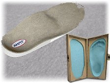 Price comparison product image Custom Arch Supports Custom Insoles Sport Deluxe Kit by ArchCrafters