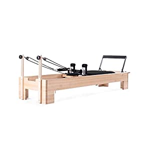 Well-Being-Matters 31iwcyAu08L._SS300_ balanced body Studio Reformer, Pilates Fitness Equipment for Home and Studio, Standard Black Upholstery