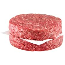 "Wagyu American Style Kobe 8 oz. Beef 1"" Thick Gourmet Burgers - Case of 12"