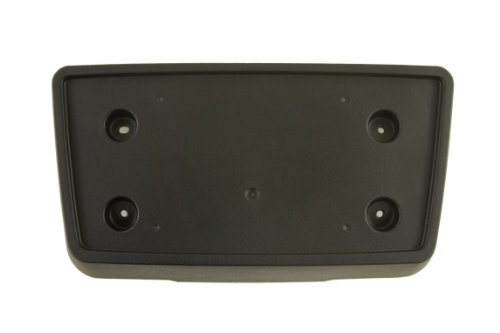 Genuine GM Parts 15781553 Front Bumper License (Oem Replacement Body Parts)