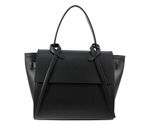 Sac main italie main cuir a Coloris sac Madame femme a main Noir cuir sac sac sac sac cuir madame a Plusieurs a sac femme main madame rFnqwp6rU