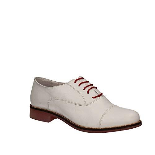 Blanco Casual Zapatos Mally 4825 Mujeres 7wax6Cq