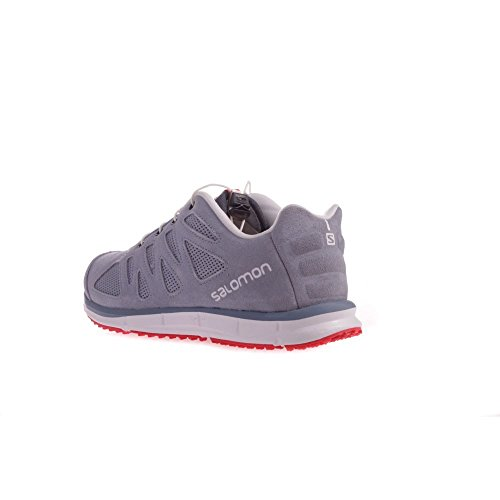 Pink Sport Ellipse Blue Salomon Chaussures Trail White de Lotus Stone Femme SHPqvxfwq