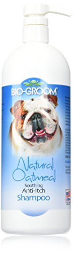 Bio-groom 27332 32 oz Natural Oatmeal Anti-Itch Shampoo ()