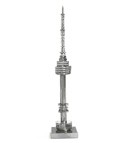 3D Metal Mini N SEOUL TOWER (Silver) for sale  Delivered anywhere in USA