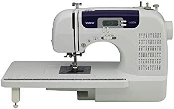 Brother CS6000i Feature Rich Computerized Sewing Machine