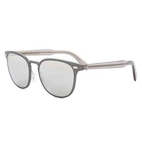 Oliver Peoples Sheldrake Metal OV1179S Brushed Gunmetal Grey - Oliver Sunglasses Peoples Sheldrake