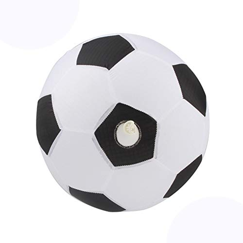 (Balloon Skinz Fabric Covered Balloon - Plush Toy Stuffed Animal Ball for Kids (Football))