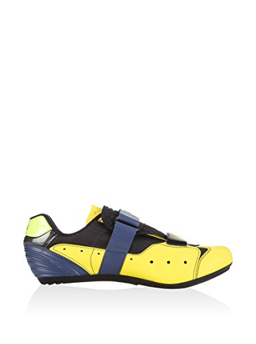 NALINI Zapatillas Deportivas Cycle Amarillo / Azul EU 47