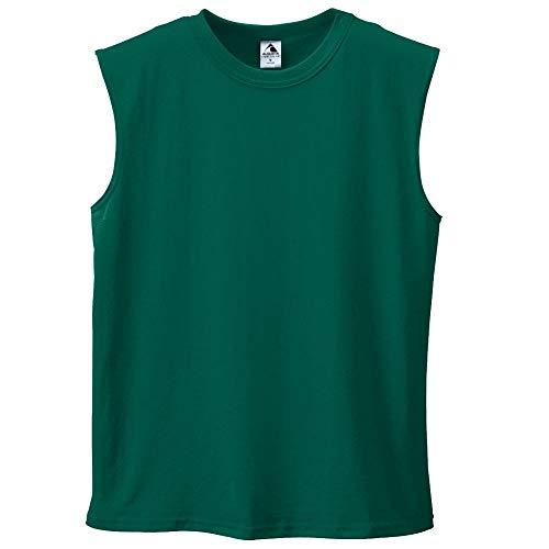 Augusta Sportswear Shooter Shirt L Dark Green
