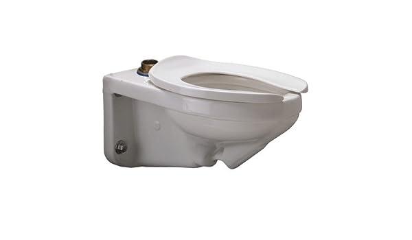 Awe Inspiring Zurn Z5615 Bwl Ba Toilet Bowl Only 1 28 Gpf Wall Hung Lamtechconsult Wood Chair Design Ideas Lamtechconsultcom