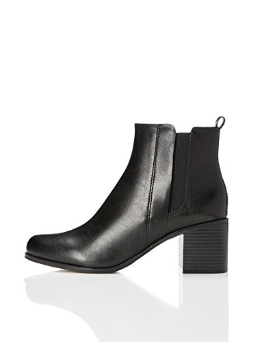 Nero Black Stivaletto schwarz Find Donna FqpxUS