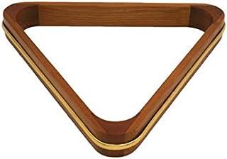 CAAA Triangle de Billard Bois et dorure - 57.2 mm, Bois