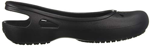 Crocs Women's Kadee Slingback Flat | Women's Flats | Comfortable Work Shoes