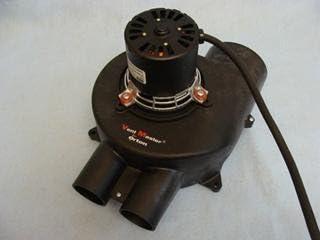 Orton Ventmaster M9 110V Kiln Vent