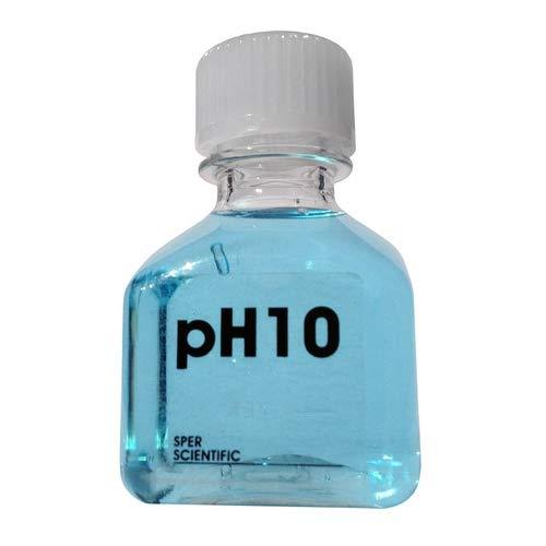 Sper Scientific 860010, 40ml pH 10 Standard Buffer Solution Bottle (12 Packs of 3 pcs)