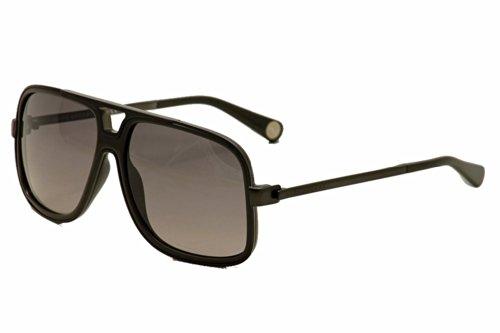Marc Jacobs Sunglasses - MJ513/S / Frame: Semi Matte Ruthenium Lens: Gray ()