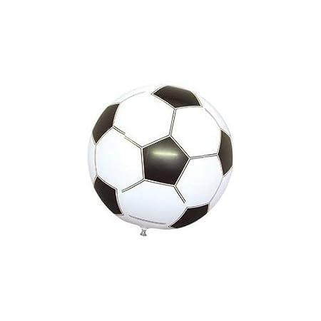 Partyrama - Pelota de fútbol Hinchable (40 cm de diámetro ...