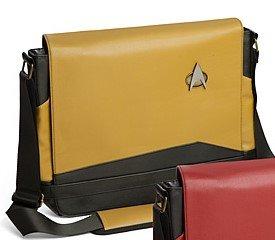 Star Trek Yellow / Gold Uniform Messenger Bag ()