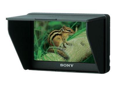 Sony CLMV55BDL1 5-Inch External LCD Monitor Bundle for Alpha