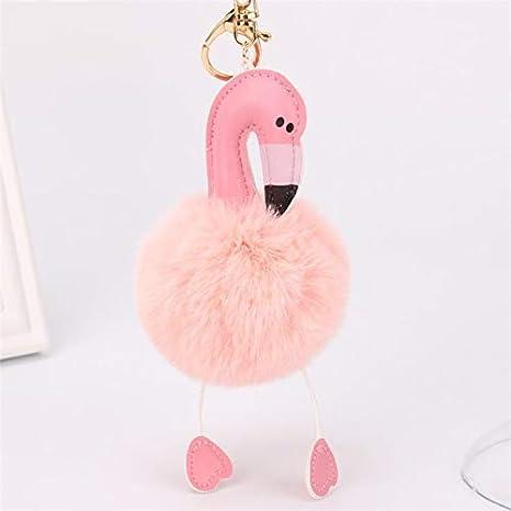 Amazon.com: Rarido - Llavero con diseño de flamenco rosa ...
