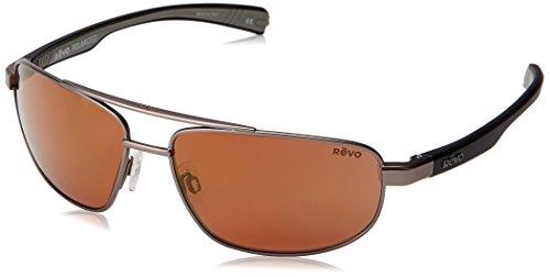 Revo Wraith Polarized Rectangular Sunglasses product image