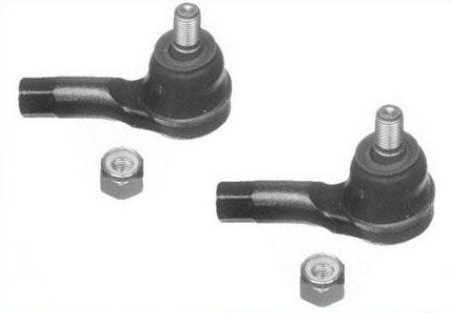 Prime Choice Auto Parts TRK3546-3530 Pair of 2 Front Outer Tie Rod Ends