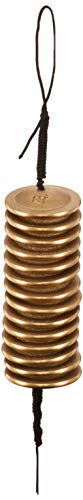 Meinl Percussion FICY-14 Hanging Bronze Finger Cymbals, 14 Cymbals 2 3/8-Inch -